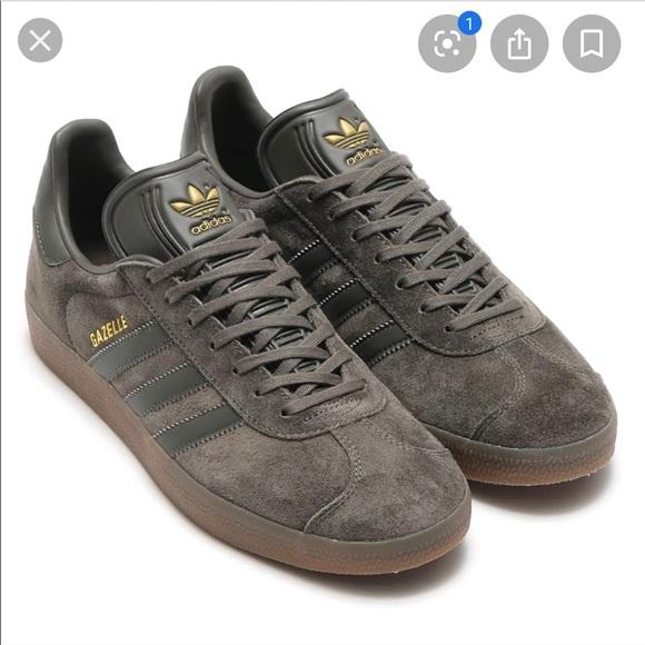 Adidas Gazelle Utility Grey Men's Sneaker BB2754